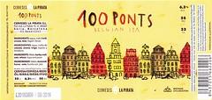 Spain - Cerveses La Pirata S.L. (Suria) (cigpack.at) Tags: spain spanien cerveseslapirata barcelona 100ponts belgianipa bier beer brauerei brewery label etikett bierflasche bieretikett flaschenetikett suria