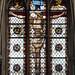 Verrière du Christ en croix, cathédrale de Rouen