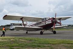 HA-ANG Antonov An-2 (graham19492000) Tags: leeonsolent haang antonov an2