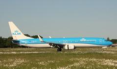 KLM Royal Dutch Airlines, PH-BXT, MSN 32944, Boenig 737-9K2, 07.06.2019, HAM-EDDH, Hamburg (Named: Sea Tern / Zeestern) (henryk.konrad) Tags: klm royaldutchairlines phbxt msn32944 boenig b739 b7379k2 hameddh hamburg henrykkonrad