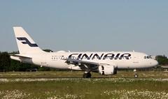 Finnair, OH-LVA, MSN 1073, Airbus A 319-112, 07.06.2019,  HAM-EDDH, Hamburg (henryk.konrad) Tags: finnair ohlva msn1073 airbus a319112 hameddh hamburg henrykkonrad