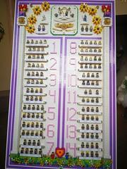 My Wedding Seating Chart