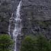 Waterfall at Stechelberg