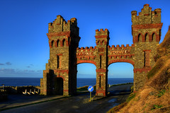 """MARINE DRIVE ARCHWAY, DOUGLAS, ISLE OF MAN, GREAT BRITAIN. (ZACERIN) Tags: """"marine drive archway"""" """"douglas"""" """"isle of man"""" """"great britain"""" """"visit isle """"zacerin"""" """"christopher paul photography"""" """"pictures marine """"history """"1891"""" """"trams"""" """"tramway"""" """"coast"""" """"outdoors"""" """"architecture"""" """"toll"""" drive"""" tramway"""" """"douglas head"""" """"uk"""""""