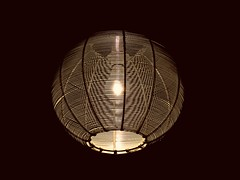 Kitchen lightshade (ParkNeukPack) Tags: sx60 canon lightshade