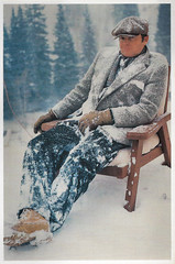 Jack Nicholson (Truus, Bob & Jan too!) Tags: jacknicholson jack nicholson american actor hollywood moviestar film cine kino cinema picture screen movie movies filmster filmstar star vintage postcard cartepostale carte cartolina tarjetpostal tarjet postkarte postkaart briefkarte briefkaart ansichtskarte ansichtkaart worldpostcards 1989 snow albertwatson albert watson 1981