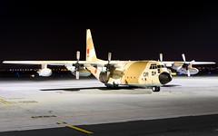 ORY | Royal Moroccan Air Force Lockheed KC-130H Hercules | CN-AOR (Timothée Savouré) Tags: cnaor royal moroccan air force rmaaf lockheed c130 kc130 kc130h hercules c130h paris orly golf nightspotting
