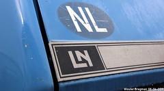 Citroën LN 1977 (XBXG) Tags: 93tn51 citroën ln 1977 citroënln blue bleu 100jaarcitroën 2019 citroëndealer autopalace marconistraat zwolle overijssel nederland holland netherlands paysbas vintage old classic french car auto automobile voiture ancienne française france frankrijk vehicle outdoor logo sigle monogramme