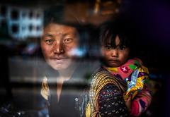 MOM (Harshal Orawala) Tags: mother motherson harshalorawala eyes portrait bhutan 201 2019 121clicks