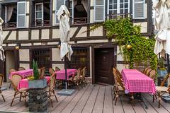 Strasbourg, 16. April 2019 (karlheinz klingbeil) Tags: chair france d850 stuhl nikon city frankreich restaurant alsace table stadt tamron2470 cafe strasbourg 2470 tisch