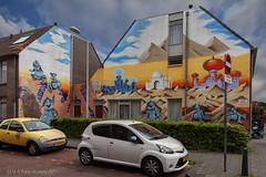 Mural (Pieter Musterd) Tags: mural pietermusterd musterd canon pmusterdziggonl nederland holland nl canon5dmarkii canon5d denhaag 'sgravenhage thehague lahaye