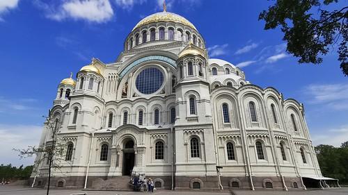 海軍聖尼古拉主教座堂 Морской собор святителя Николая Чудотворца