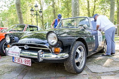 Sunbeam Alpine (JP_03) Tags: jp03 klownex vichy rallye princesses sunbeam alpine tiger 1965