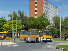 Ikarus 256.44 #DUD-576 (FGKM) Tags: zalaegerszeg énykkszombathely ikarus 256 25644 dud576 autóbuszállomás