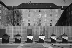 Copenhagen recycles (gbrammer) Tags: 35mm contaxiia sonnar5015 v800 zeissikon copenhagen delta100 film hc110 rangefinder