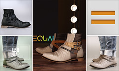EQUAL - Leo Boots (EQUAL SL) Tags: secondlife shoes slink belleza legacy signature access boots equal