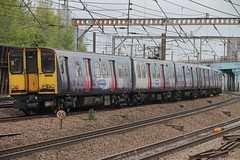 313035 (ANDY'S UK TRANSPORT PAGE) Tags: trains harringay greatnorthern tsgn class313