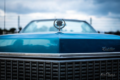 Cadillac Eldorado (Michał Banach) Tags: bułgarska cadillaceldorado nikond850 poznań poznańskieklasykinocą sigma40mmf14dghsmart automotive car cars motoryzacja oldtimer samochód stadion youngtimer