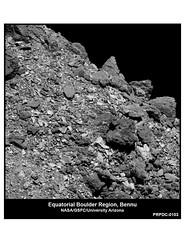 Equatorial Boulder Region, Bennu (Lunar and Planetary Institute) Tags: bennu osirisrex