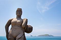 Haenyeo (GlobalGoebel) Tags: haenyeo haenyo canoneos5dmarkiii canonef24105mmf4lisusm 24105mm women woman diver divers statue jeju jejudo island korea southkorea korean matriarchal