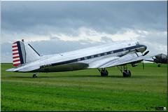 C-41A, N341A (OlivierBo35) Tags: caen cfr lfrk daks over normandy dc3 dakota douglas dday skytrain