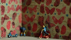 Macro Mondays : Childhood toys (giancarlo_darrigo) Tags: macromondays hmm childhoodtoys