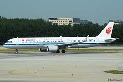 2019-05-22 PEK B-305F (Paul-H100) Tags: 20190522 pek b305f airbus a321 neo air china
