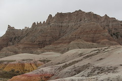 Badlands National Park in South Dakota (Hazboy) Tags: hazboy hazboy1 south dakota badlands national park parc west western usa us america april 2019