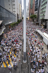 no china extradition (NekkiBasara) Tags: hongkong