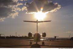 VC-99B (Força Aérea Brasileira - Página Oficial) Tags: 2019 ala1 pordosol fab embarque forçaaéreabrasileira forcaaereabrasileira fotothallysamorim brazilianairforce vc99 gte