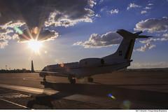 VC-99B (Força Aérea Brasileira - Página Oficial) Tags: fab embarque 2019 forçaaéreabrasileira forcaaereabrasileira ala1 fotothallysamorim pordosol brazilianairforce vc99 gte