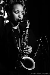 Nubya Garcia: sax (jazzfoto.at) Tags: sony sonyalpha77ii sonyalpha77 sonya77m2