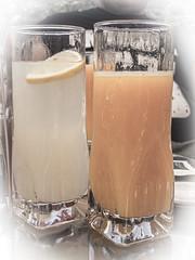 fresh fruits (janetfrerichs) Tags: sóller balearischeinseln spanien juice fresh fruits orange lemon drink refresh holiday glas zitronenlimonade frischgepresst eatanddrink closeup 35mm sigmaart nikond800 nikon fullframe
