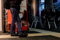 Drink (Umberto Lucarelli) Tags: cocacola streetphotography red drink