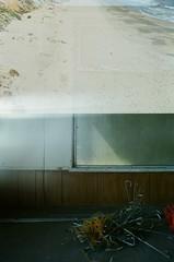 30860016 (thophi24) Tags: 35mm analog analogue trailer park holiday olympus olympusom10 fuji lightleak