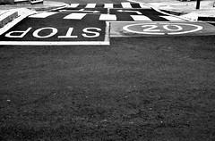 Accumulation (jaume zamorano) Tags: blackandwhite blancoynegro blackwhite blackandwhitephotography blackandwhitephoto bw d5500 ground lleida lines monochrome monocromo nikon noiretblanc nikonistas pov road street streetphotography streetphoto streetphotoblackandwhite streetphotograph urban urbana view