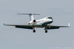 Gulfstream III (zfwaviation) Tags: n511pk glf2 gulfstream aerospace gii kdal dal dallas love field hou hobby bizjet airplane airport aviation
