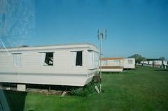 30860009 (thophi24) Tags: 35mm analog analogue trailer park holiday olympus olympusom10 fuji