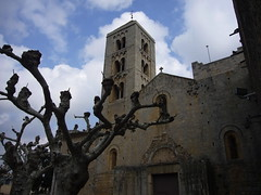 MONESTIR DE SANTA MARIA (fgenoher) Tags: catalunyaromanica