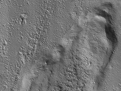 Tooting Crater Ejecta (UAHiRISE (NASA)) Tags: mars nasa mro jpl lpl ua universityofarizona astronomy science geology