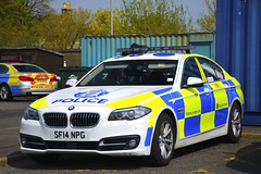 SF14 NPG (S11 AUN) Tags: police scotland bmw 530d auto saloon traffic car anpr rpu trpg trunkroadspatrolgroup roads policing unit 999 emergency vehicle udivision sf14npg