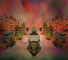 new day... (Mark Noack) Tags: light color layers layering photoshop impressionism digitalpainting thevividsun awardtree shockofthenew