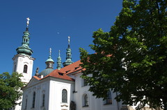 IMGP7327 (hlavaty85) Tags: praha prague kostel church bazilika nanebevzetí panny marie ascension mary strahov