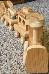 Choo Choo (vlclark) Tags: macro childhood toys mondays