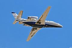 YU-PMK C560XL Citation XLS Air Pink PMI 28-05-19 (PlanecrazyUK) Tags: lepa sonsantjoanairport aeroportdesonsantjoan palmademallorcaairport yupmk c560xlcitationxls airpink pmi 280519
