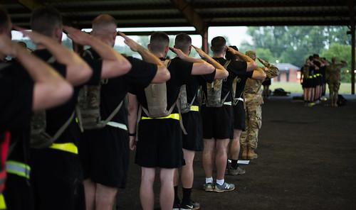 4th Regiment, Advanced Camp APFT