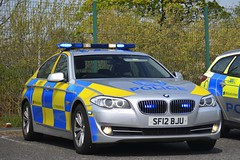 SF12 BJU (S11 AUN) Tags: police scotland bmw 530d saloon anpr traffic car drpu divisional roads policing unit rpu 999 emergency udivision sf12bju