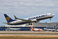 EI-FOY Boeing 737-8AS Ryanair PMI 28-05-19 (PlanecrazyUK) Tags: lepa sonsantjoanairport aeroportdesonsantjoan palmademallorcaairport eifoy boeing7378as ryanair pmi 280519