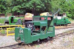 LBR No. 24 (R~P~M) Tags: train railway diesel petrol locomotive narrowgauge motorrail simplex stonehengeworks leightonbuzzardrailway beds bedfordshire england uk unitedkingdom greatbritain