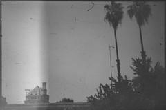 KonicaAutoreflex_Kodak2468_D76Stock_6_30506 (Michael Bartosek) Tags: kodak2468 2468 orthochromatic film 35mmfilm 35mm sprocketless kodak konicaautoreflext3 knoica 50mmlens hollywood california d76stock kodakd76